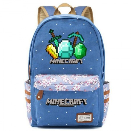 Astonishing Minecraft Backpack Bookbag School Bag New Ocoug Best Dining Table And Chair Ideas Images Ocougorg