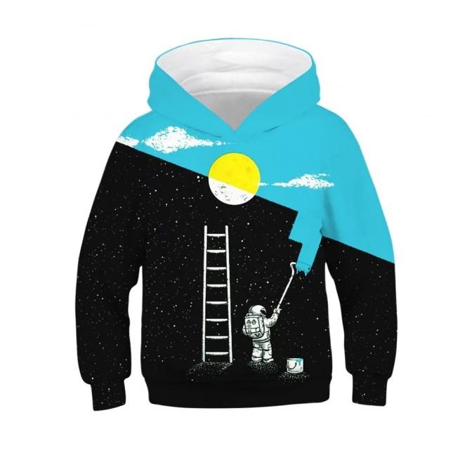 woow 3D Print Hoodie Sweatshirt 11