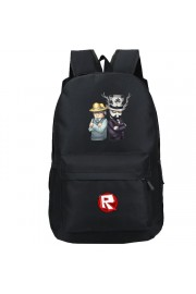 Roblox backpack pure color bookbag (3 color)