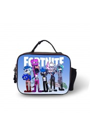 Fortnite Lunch Box Waterproof High quality leather Lunch Bag New 5(5 designs)