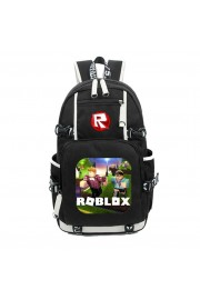 Roblox backpack large capacity bookbag