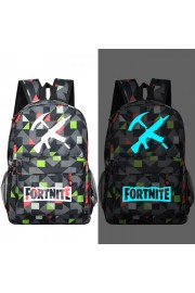 Fortnite Backpack bookbag Blue Noctilucan(9 color)