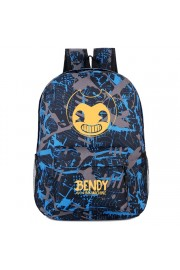 Bendy and the Ink Machine backpack kids bookbag (7 color)