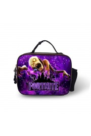 Fortnite Lunch Box Waterproof High quality leather Lunch Bag New 3(5 designs)