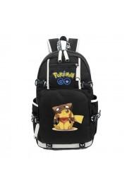 Pokemon Pikachu backpack bookbag large capacity Laptop bag