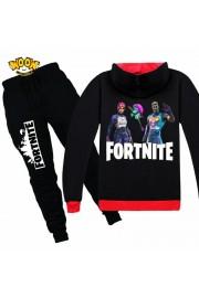 Fortnite Zip Hoodies Kids Cotton Sweatshirts 24