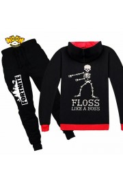Fortnite Zip Hoodies Kids Cotton Sweatshirts 25