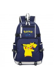 Pokemon Pikachu backpack bookbag large capacity birthday gift