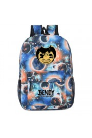 Bendy and the Ink Machine backpack galaxy bookbag (8 color)