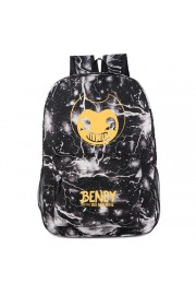 Bendy and the Ink Machine backpack galaxy kids bookbag (8 color)