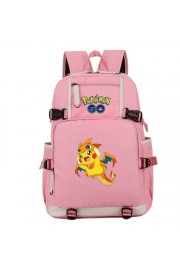 Pokemon Charizard backpack Pikachu bookbag large capacity(6 color)