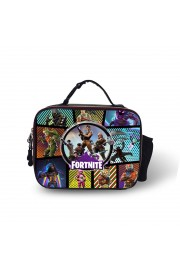 Fortnite Lunch Box Waterproof High quality leather Lunch Bag New 1(5 designs)