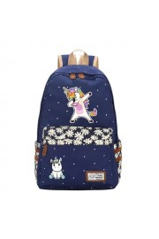 unicorn Backpack bookbag School bag New 7