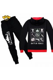 Fortnite Zip Hoodies Kids Cotton Sweatshirts 21