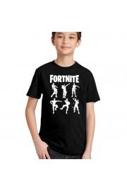 Fortnite T-Shirt Kids Cotton Shirt Funny Youth Tee 9