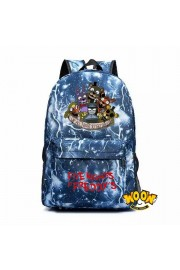 Five Nights at Freddy's Backpack Galaxy Bookbag(4 color)