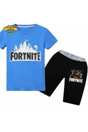 Fortnite T-Shirt Kids Cotton Shirt Funny Youth Tee 3