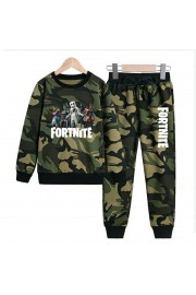 New Brawl Stars Kids Hoodies Cotton Camo Sweatshirts