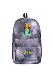 Pokemon backpack Pikachu bookbag (9 color)