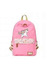 unicorn Backpack bookbag School bag New 8