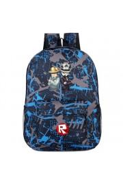 Roblox backpack plaid bookbag (4 color)