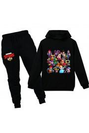 Brawl Stars Kids Hoodies Cotton Sweatshirts