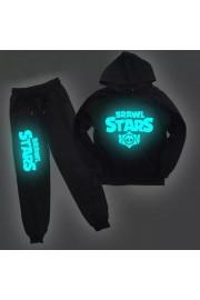 Brawl Stars Kids Hoodies Sweatshirts Glow in the dark 1