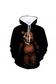 Five Nights at Freddy's Hoodie 3D Print Sweatshirt Fashion Clothing 1
