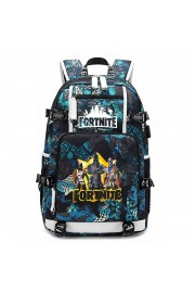 Fortnite Camouflage Backpack School Bag Kids Bookbags(9 color)