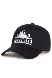 Fortnite Embroidered Snapback Hat Adjustable Flat Bill Baseball Cotton Cap