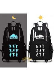 Fortnite dance backpack large capacity bookbag Glow in the dark NEW