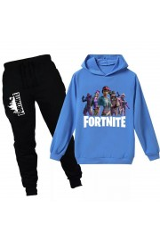 New Season Fortnite Kids Hoodies Cotton Sweatshirts Outfits 4