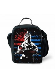 Fortnite Lunch Box Waterproof Insulated Lunch Bag Portable Lunchbox 3(7 designs)