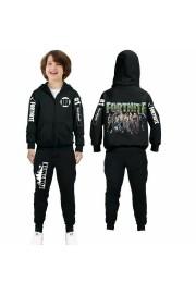 Fortnite Zip Hoodies Kids Cotton Sweatshirts 7