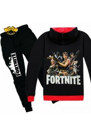 Fortnite Zip Hoodies Kids Cotton Sweatshirts 2