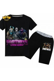 Fortnite T-Shirt Kids Cotton Shirt Funny Youth Tee 6