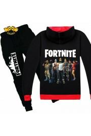 Fortnite Zip Hoodies Kids Cotton Sweatshirts 8