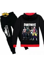 Fortnite Zip Hoodies Kids Cotton Sweatshirts 10