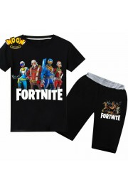 Fortnite T-Shirt Kids Cotton Shirt Funny Youth Tee 12