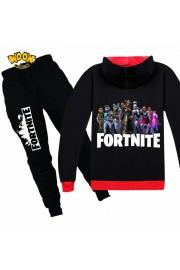 Fortnite Zip Hoodies Kids Cotton Sweatshirts 14