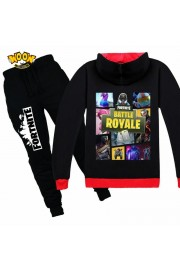 Fortnite Zip Hoodies Kids Cotton Sweatshirts 16