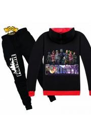 Fortnite Zip Hoodies Kids Cotton Sweatshirts 17