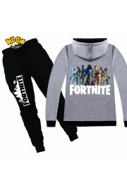 Fortnite Zip Hoodies Kids Cotton Sweatshirts 18