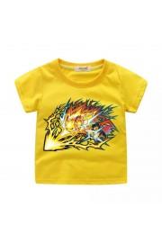 Pokemon Pikachu T-Shirt Kids Cotton Shirt Funny Youth Tee 2
