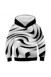 woow Hoodie 3D Print Sweatshirt Fashion Clothing
