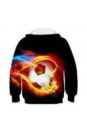 woow Football 3D Hoodie Sweatshirt Pullover