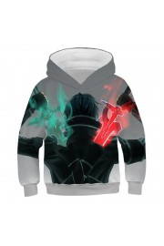 woow 3D Print Hooded Sweatshirt