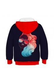 3D Print Hoodie Sweatshirt