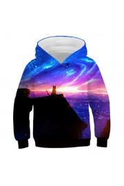 woow galaxy 3D Print Hooded Sweatshirt