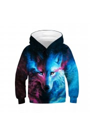 woow 3D Print Hoodie Sweatshirt 5